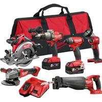 Milwaukee M18 FPP6A-502B