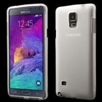 Silikonskal till Samsung Galaxy Note 4, Transparent