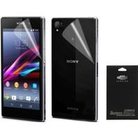 ISME Transparent skärmskydd till Sony Xperia Z1 (2-pack)