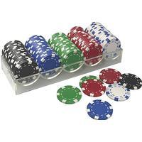 "Extra pokermarker Texas Hold""'em"
