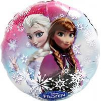 Disney Frozen Ballonger Svart, Vit, Röd, Blå, Rosa, Lila 1 st