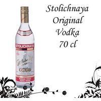 Stolichnaya Original Vodka 70 cl