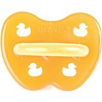 Hevea Duck Pacifier 3-36m