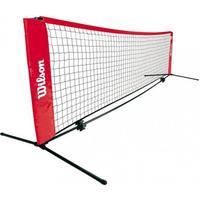 Wilson Minitennisnät / Badmintonnät 3,2 m