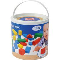 Heros Wooden Blocks Baby Box 50