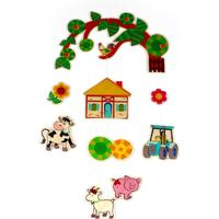 Hess Mobile Farm 10263