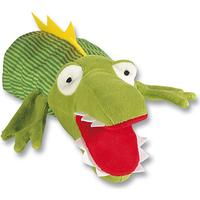Sigikid Hand Puppet Crocodile
