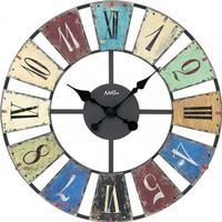 AMS Wall Clock 50cm (9465) Väggklocka