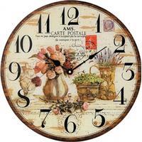 AMS Wall Clock 40cm (9466) Väggklocka