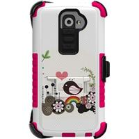 Beyond Cell Tri Shield Rainbow Bird Case (LG G2)