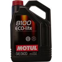 Motul Motor Oil 8100 Eco-lite 0W-20