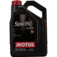 Motul Motor Oil Specific 2312 0W-30