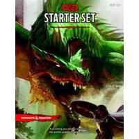 Dungeons & Dragons Starter Set (Övrigt format, 2014), Övrigt format