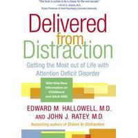 Delivered from Distraction: Getting the Most Out of Life with Attention Deficit Disorder (Häftad, 2005), Häftad
