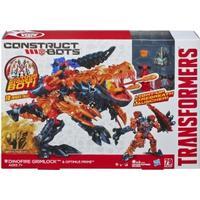 Transformers Construction Bots Optimus Prime