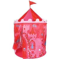 The Little Blue Owl Princess Castle Pop up Tent