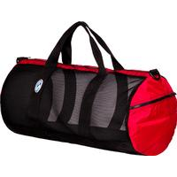 "Stahlsac 26"" Mesh Duffel Black/Red"