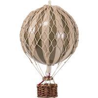 Authentic Models Luftballon elfenben / guld 8,5cm
