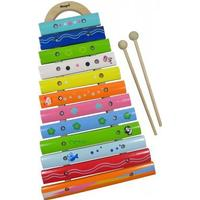 Magni Magni Wooden Xylophone with Animal Design