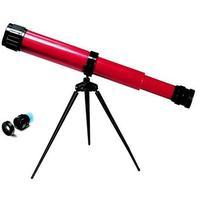 Navir Explorer teleskop med stativ, Rød