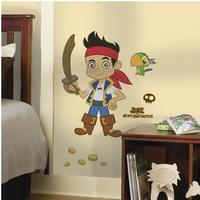 RoomMates Jake & the Never Land Pirates Jake Giant Wall Decal