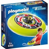 Playmobil Cosmic Flying Disk with Astronaut 6183