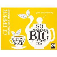 Clipper Big Breakfast Tea 80 Tepåsar