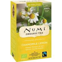 Numi Chamomile Lemon 18 Tepåsar