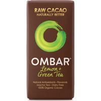 Ombar Lemon & Green Tea