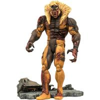 Diamond Select Toys Marvel Select Villain Zombies Sabretooth Action Figure
