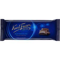 Fazer Karl Fazer Mjölkchoklad20-pack