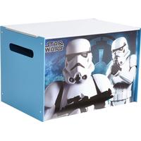 Worlds Apart Star Wars Tidy Up Time Toy Box