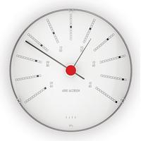 Arne Jacobsen Bankers Barometer 12cm Väggklocka