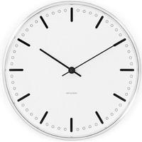 Arne Jacobsen City Hall 21cm Wall Clock