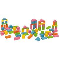 Heros Wooden Blocks Happy Colours 75