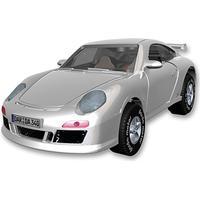 Darda Porsche 911GT 3 Silver Car Ultra Speed