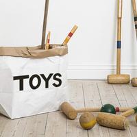 Papirspose - Toys small, Tellkiddo