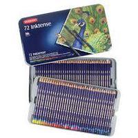 Derwent Inktense Pencils Tin of 72