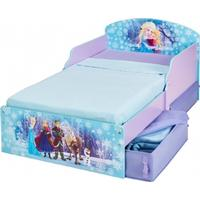 Worlds Apart Hello Home Disney Frozen Toddler Bed