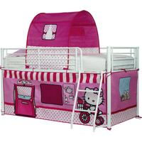 Worlds Apart Hello Kitty Mid Sleeper Bed Tent Pack