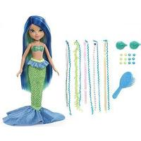 Moxie Girlz Fantasea - Hair Play Monet Doll