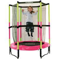 Hudora Jump in Trampoline + Safety Net 140cm
