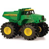 Tomy John Deere Monster Treads Shake & Sounds Dump Truck