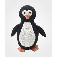 NatureZoo Sir Penguin Teddy Bear