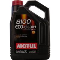 Motul Motor Oil 8100 Eco-clean+ 5W-30