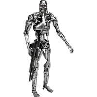 NECA The Terminator 7″ Action Figure T 800 Endoskeleton