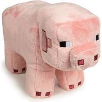 "Jinx Minecraft 12"" Pig Plush"