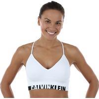 Calvin Klein Seamless Logo Bralette