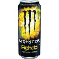 Monster Rehab Energy Drink