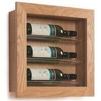 Traditional Wine Rack Picture Display Vinställ 445x445 mm
